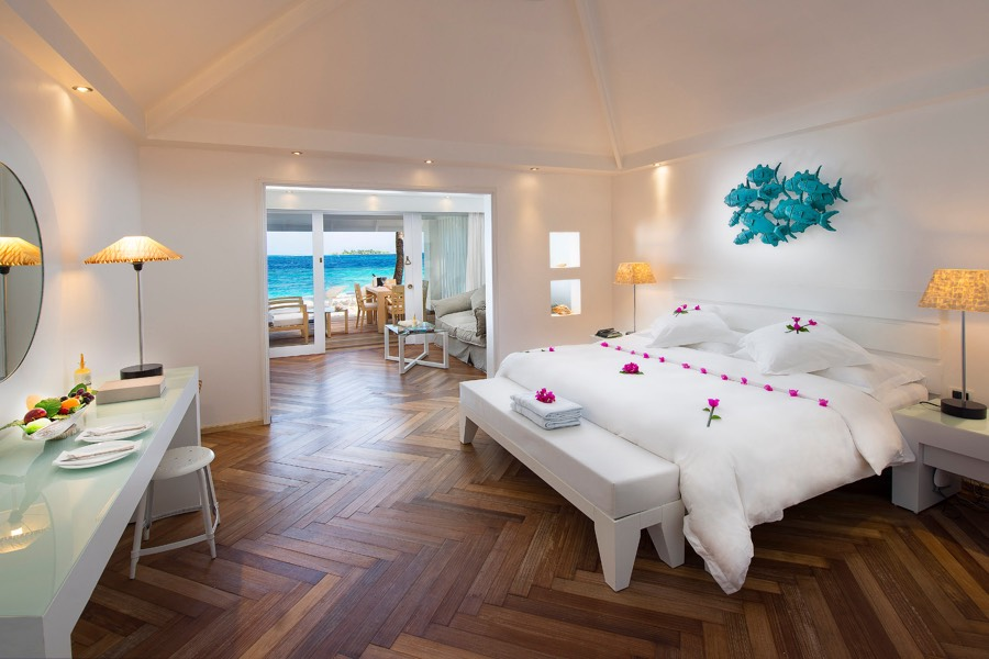 Resort Maldive Diamonds Thudufushi Beach junior suite