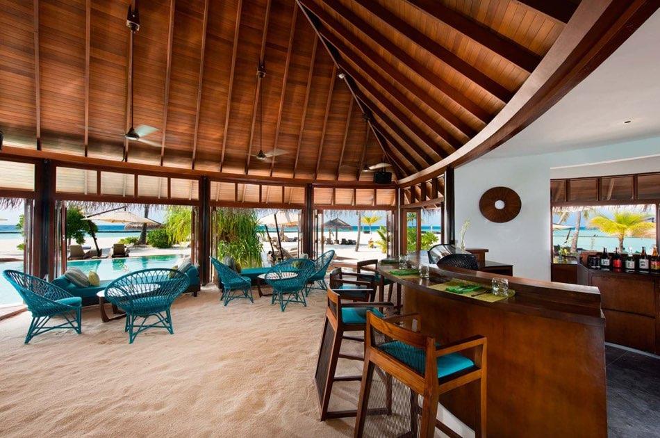 Ristorante Maldive Constance Halaveli sushi bar Kaika Suhi