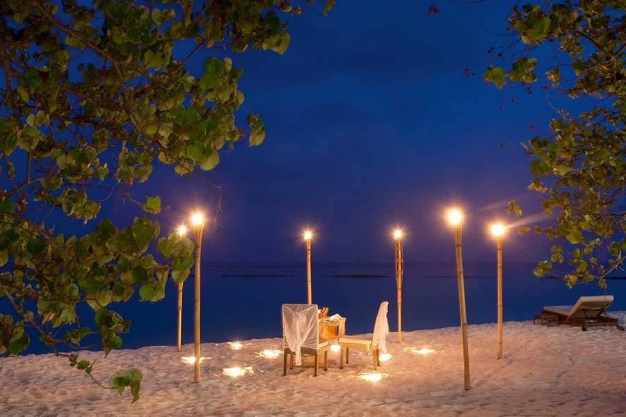 Resort Maldive Constance Moofushi cena privata