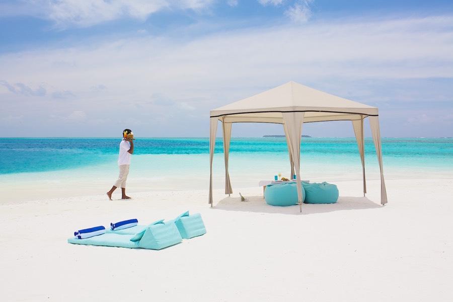 Resort Maldive Conrad Maldives cena privata