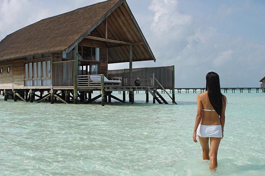 Cocoa Island resort Maldive loft villa