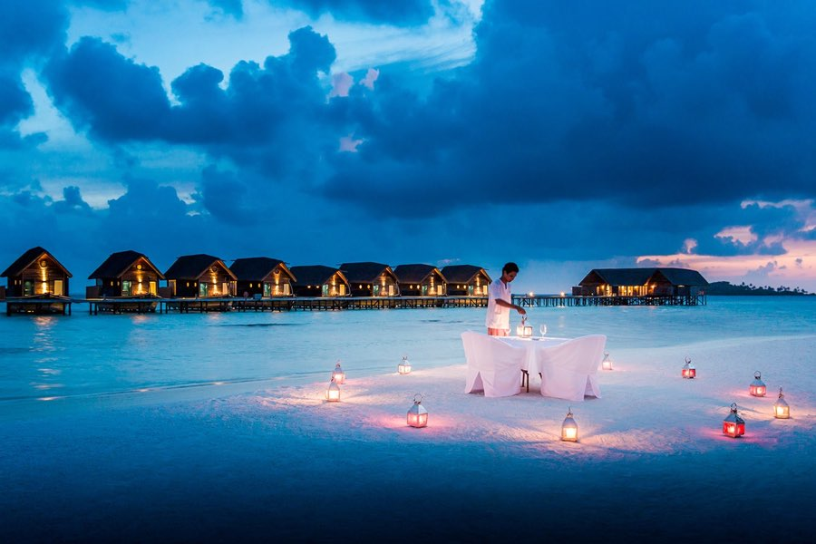 Cocoa Island resort Maldive cena privata