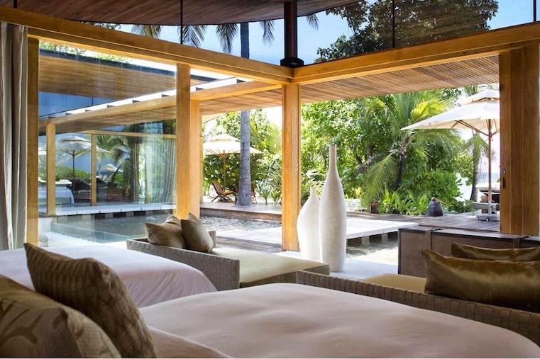 Coco Privè Kuda Hithi resort Maldive Starfish villa