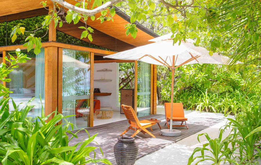Coco Privè Kuda Hithi resort Maldive Heron villa