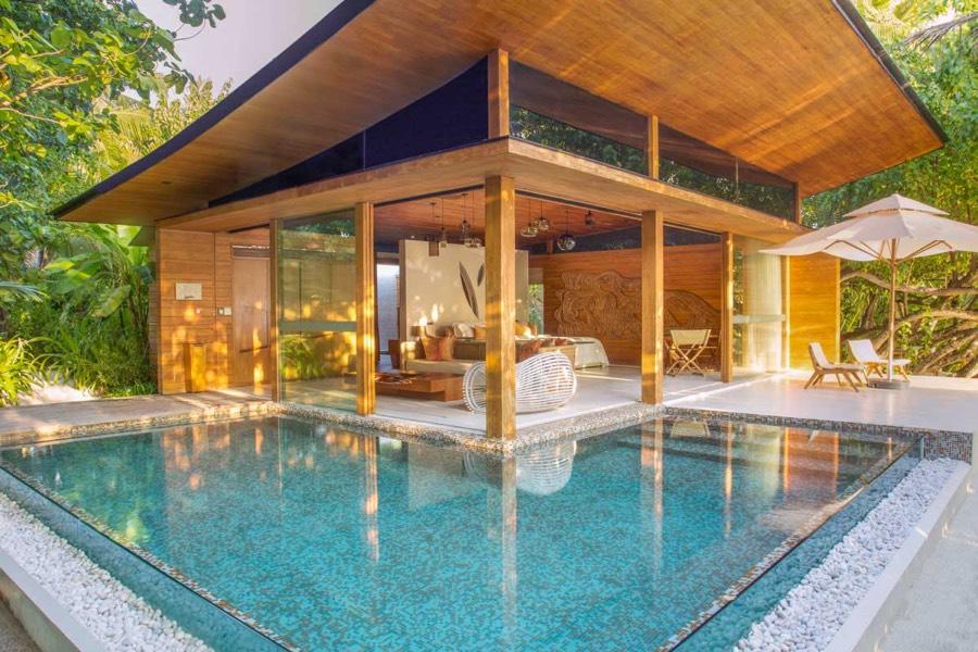 Coco Privè Kuda Hithi resort Maldive Gecko villa