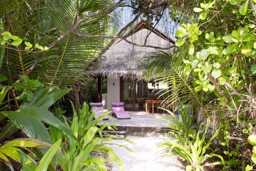 Coco Palm Bodu Hithi resort Maldive island villa
