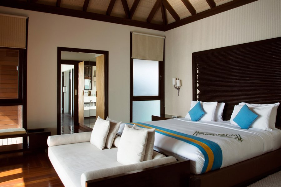 Coco Palm Bodu Hithi resort Maldive water residence