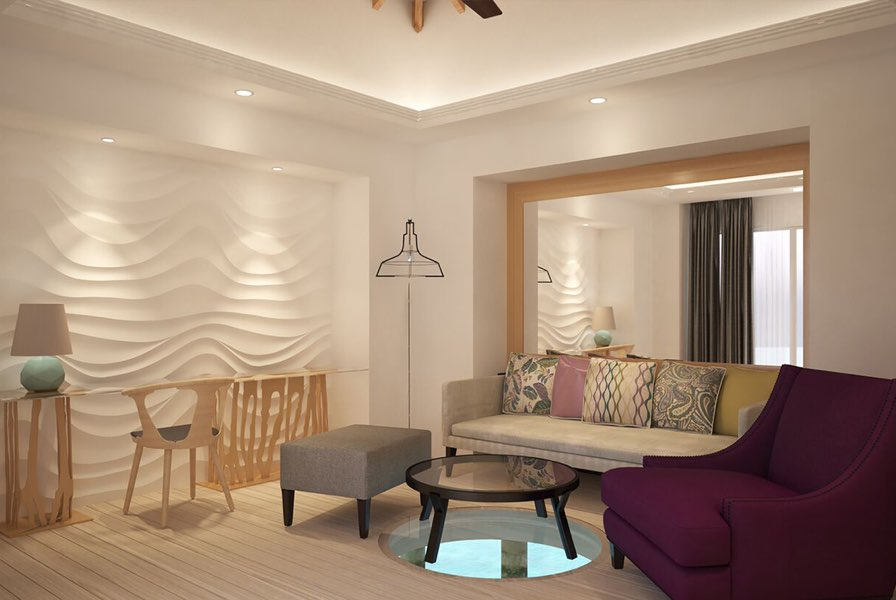 Cinnamon Dhonveli resort Maldive overwater suite