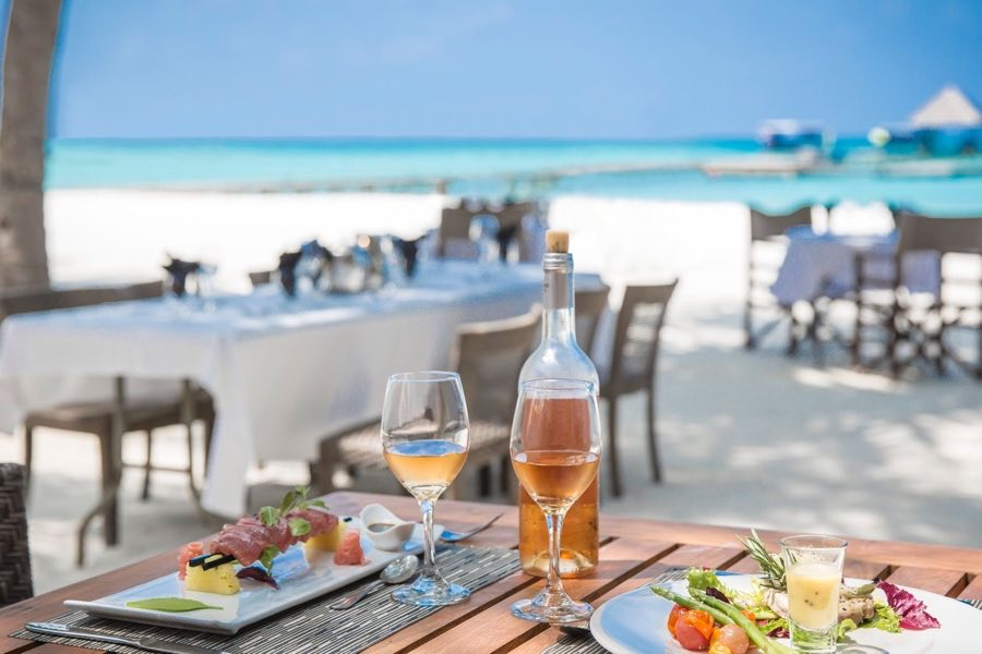 Club Med Kani resort Maldive ristorante Velhi