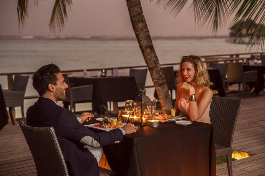 Club Med Finolhu Villas Maldive ristorante Kandu