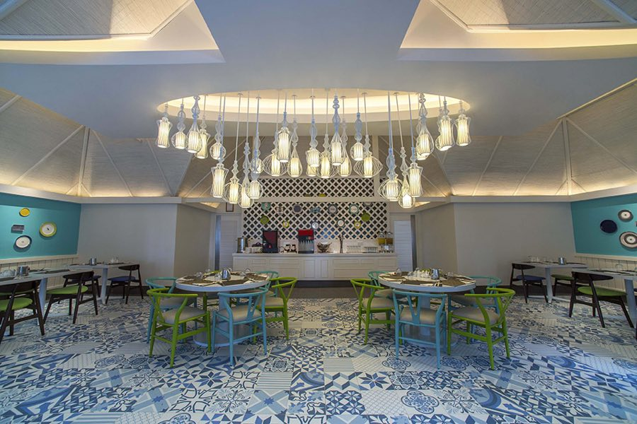 Club Med Kani resort Maldive ristorante Kaana