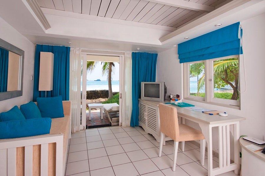 Cinnamon Dhonveli resort Maldive garden bungalow