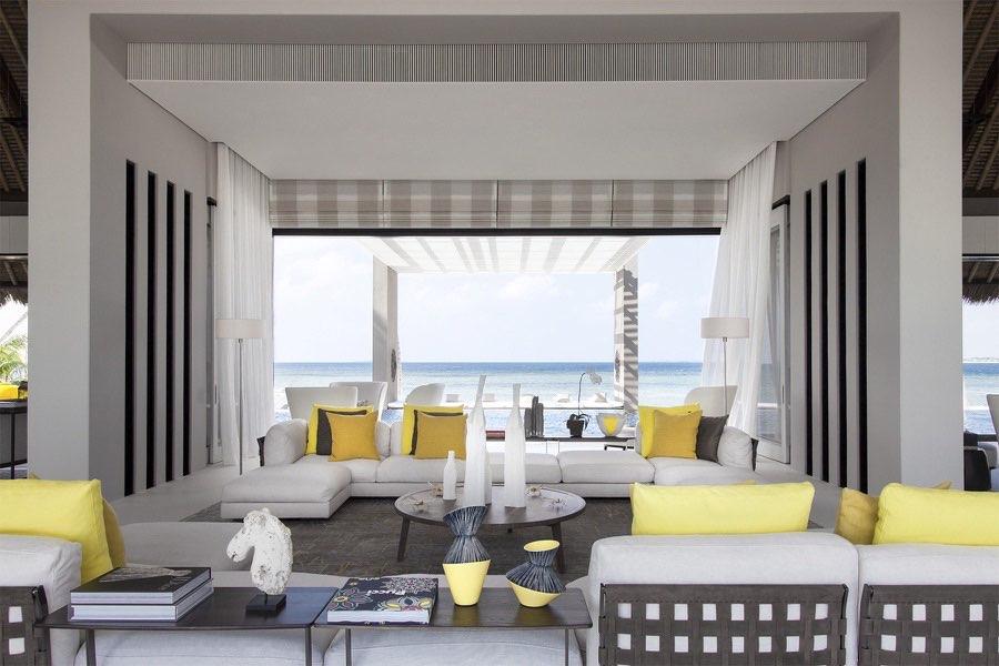 Cheval Blanc Randheli resort Maldive 4 bedroom villa