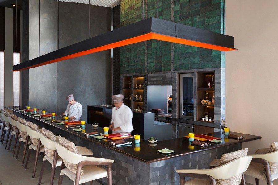 Cheval Blanc Randheli resort Maldive ristorante The Dipyque