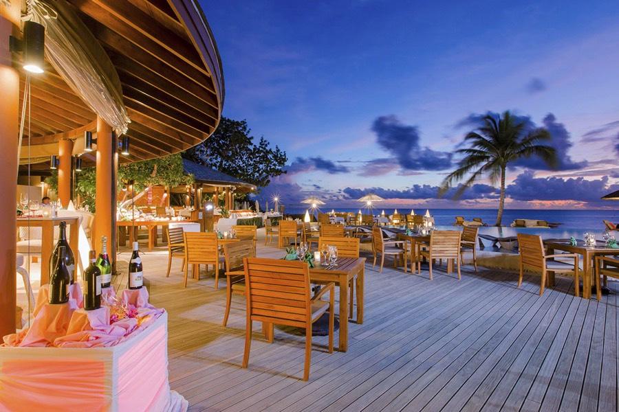 Centara Ras Fushi Resort Maldive ristorante Suan Bua