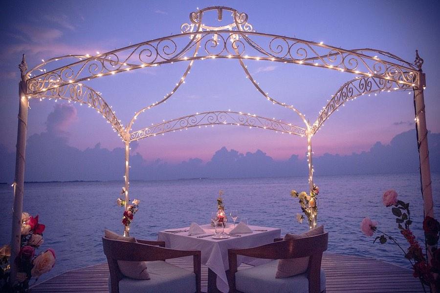 Ayada Maldives resort Maldive cena privata