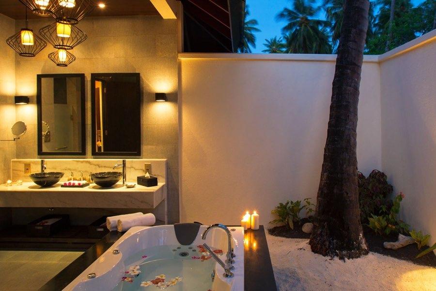 Resort Maldive Atmosphere Kanifushi family villa