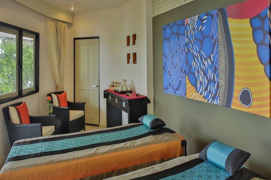 Angsana Velavaru resort Maldive Angsana villa