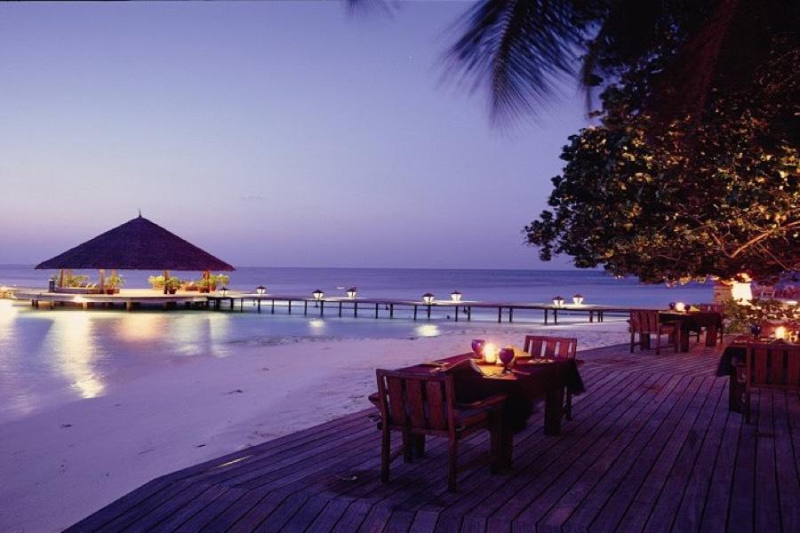 Angsana Ihuru resort Maldive ristorante Riveli cucina asiatica