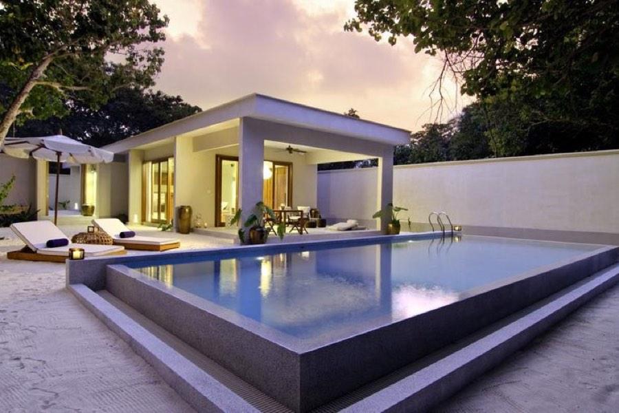 Amilla Fushi resort maldivebeach house