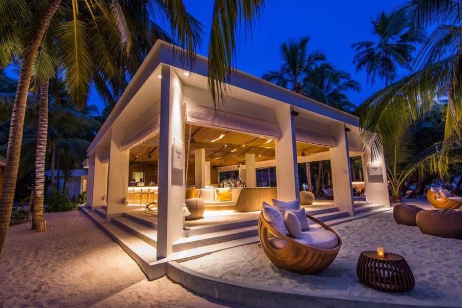 Amilla Fushi resort maldive ristorante cucina internazionale