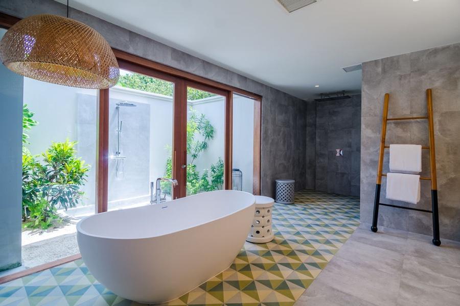 Amilla Fushi resort maldivebeach house 2 bedroom