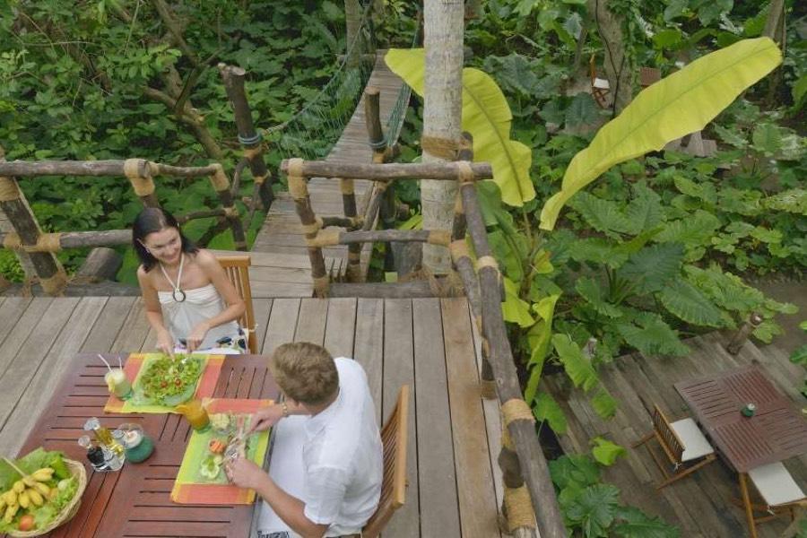 Resort Maldive Sun Island Resort ristorante Zero