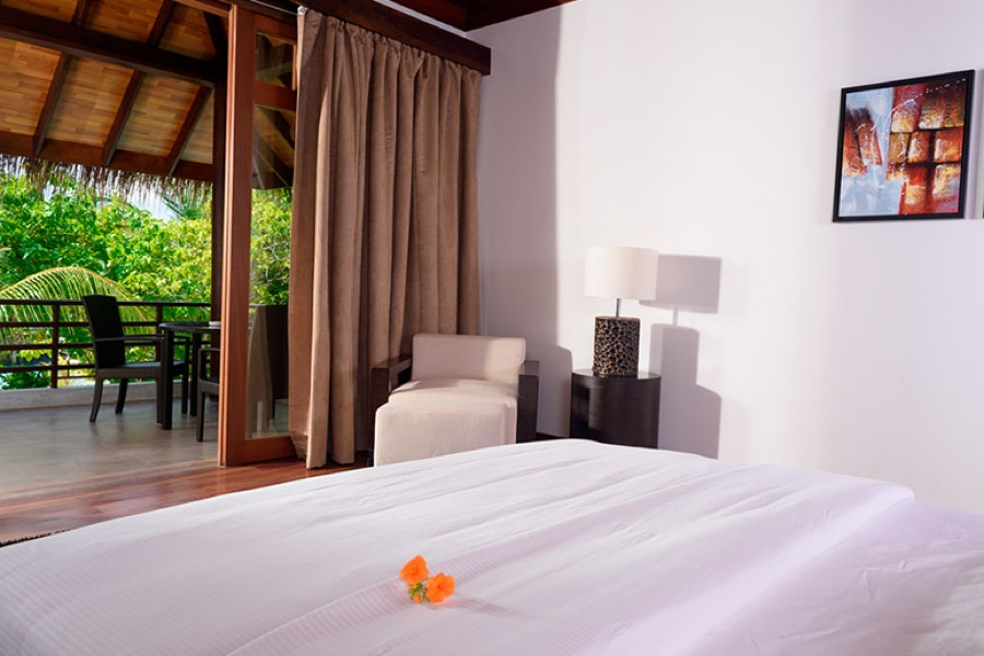 Amaya Kuda resort maldive beach suite