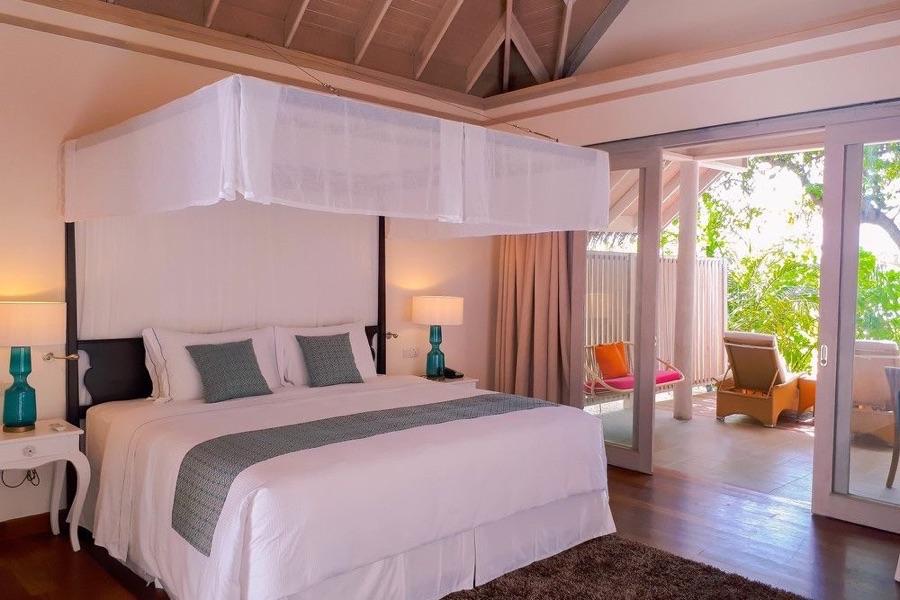 Amaya Kuda resort maldive beach villa