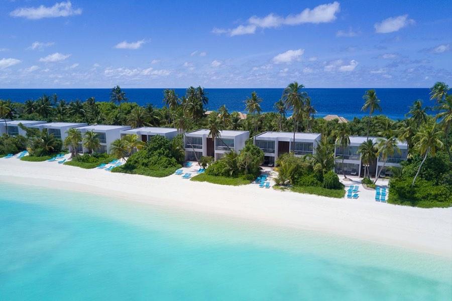 Resort Maldive Kandima Beach villa