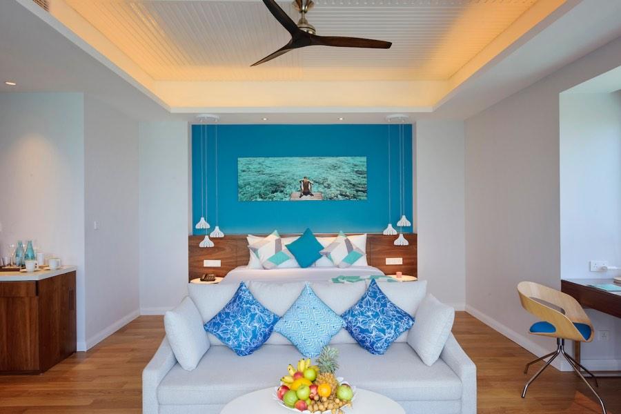 Resort Maldive Kandima Aqua Villa
