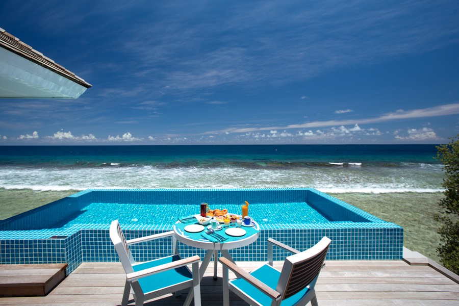Resort Maldive Kandima Ocean Pool Villa