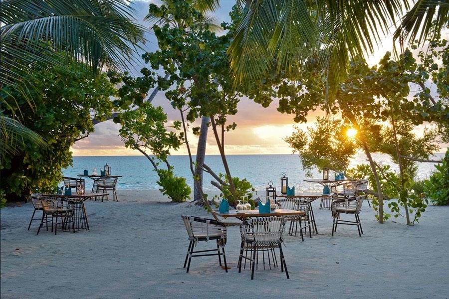 Resort Maldive Kandima Ristorante Azure