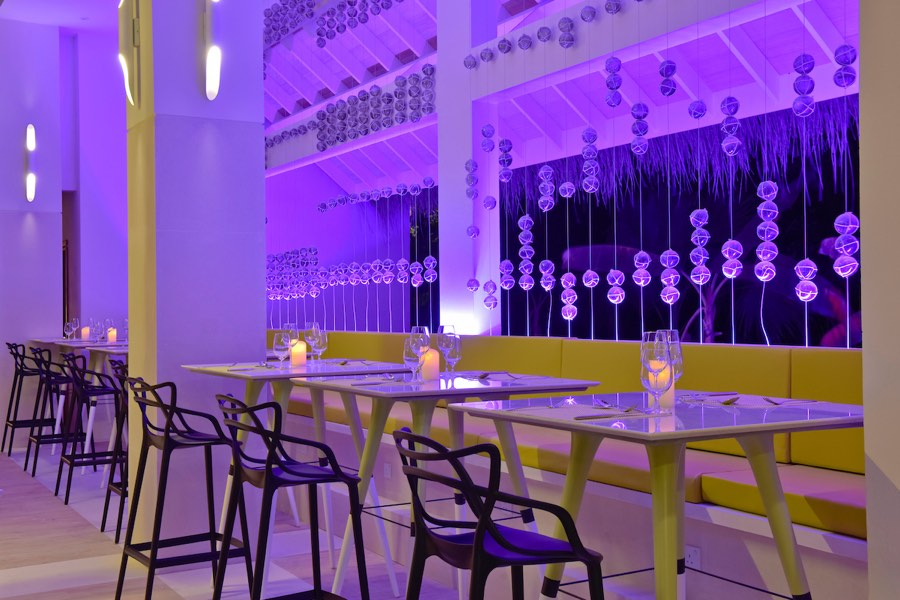 Resort Maldive Kandima Ristorante Flavour or Zest