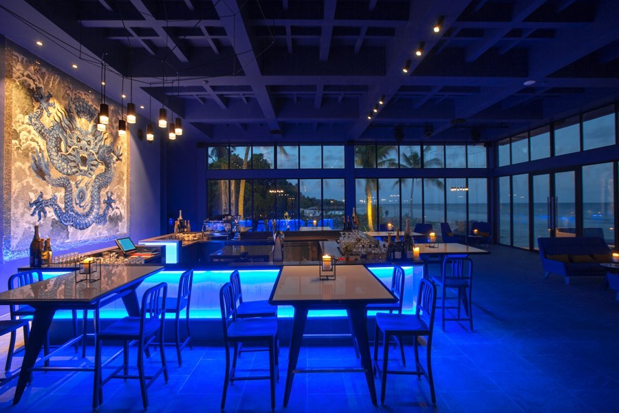Resort Maldive Kandima Ristorante Sea Dragon