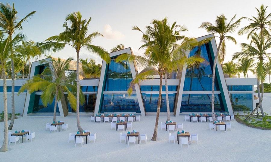 Resort Maldive Kandima Ristorante Smoked