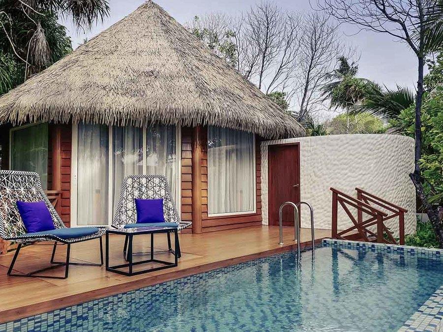 Resort Maldive Mercure Beach Pool Villa