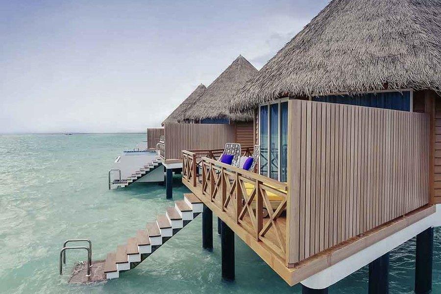 Resort Maldive Mercure Over Water Villa