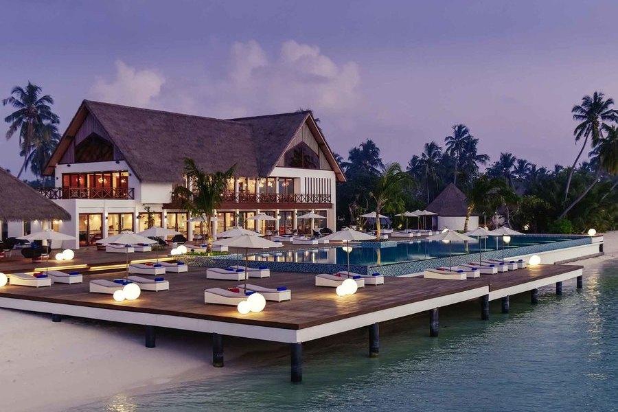 Resort Maldive Mercure Risorante Alita