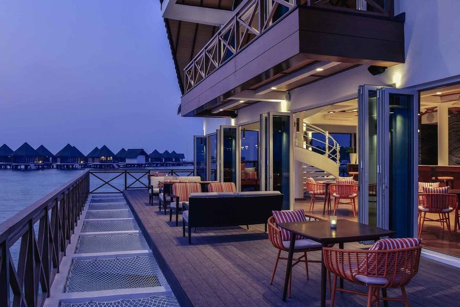 Resort Maldive Mercure Risorante Vistas