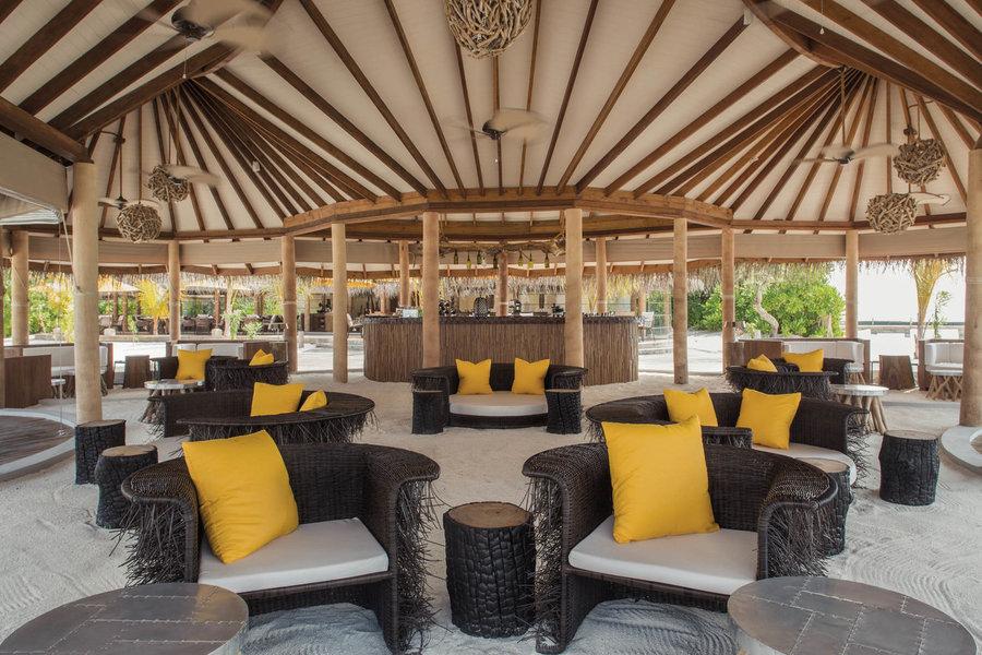 Resort Maldive Drift Thelu Main Restaurant