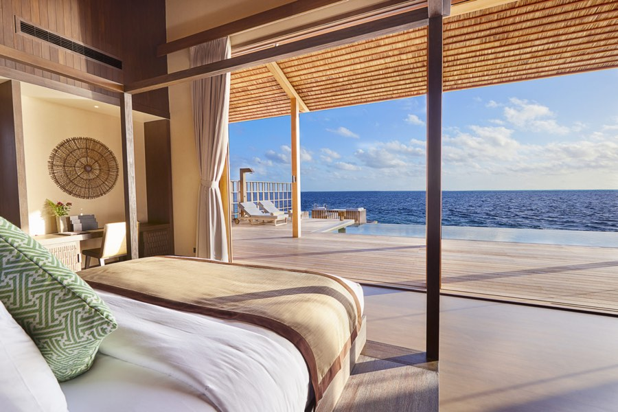 Resort Maldive Kudadoo One Bedroom Residence