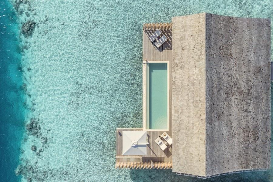 Resort Maldive Kudadoo Two Bedroom Residence