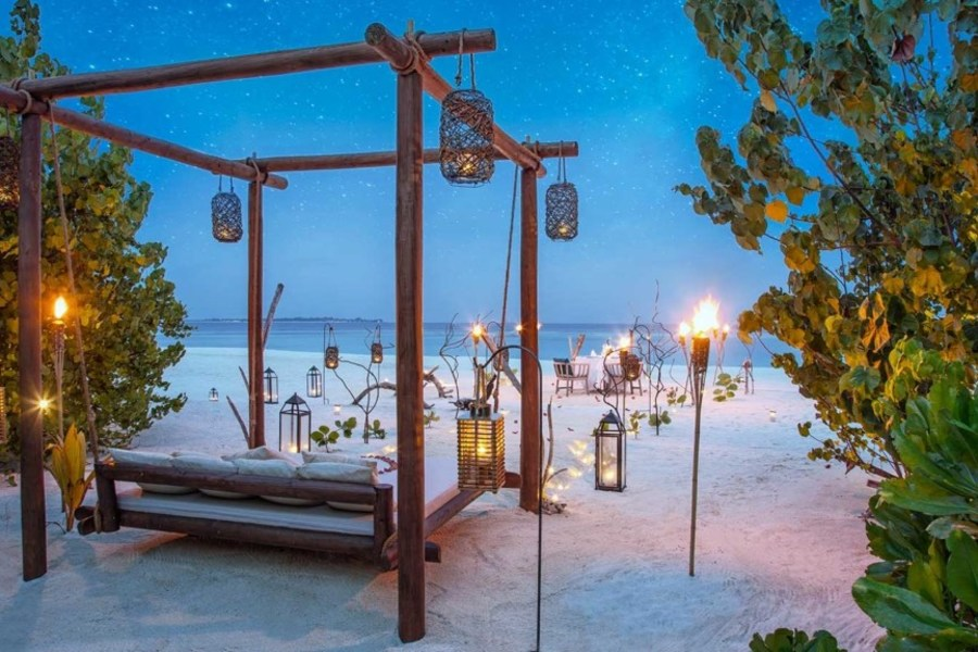 Resort Maldive Kuradoo Dining experience