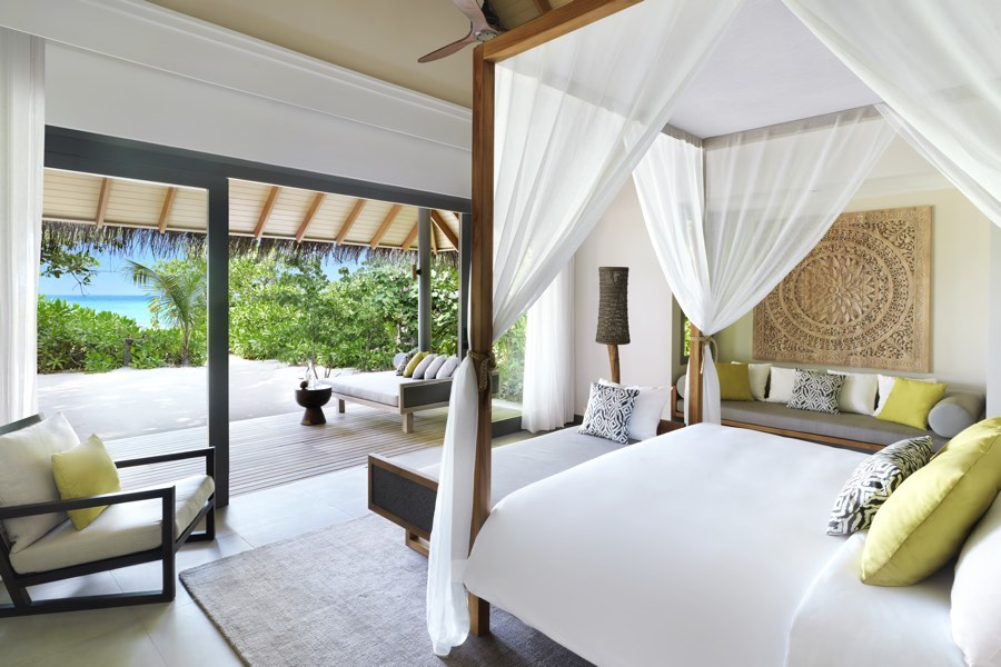 Resort Maldive Vakkaru Beach Villa