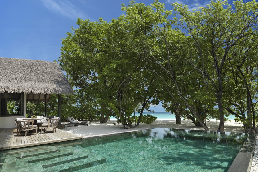 Resort Maldive Vakkaru Beach Pool Suites