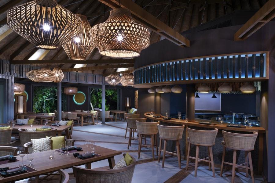 Resort Maldive Vakkaru Ristorante Onu
