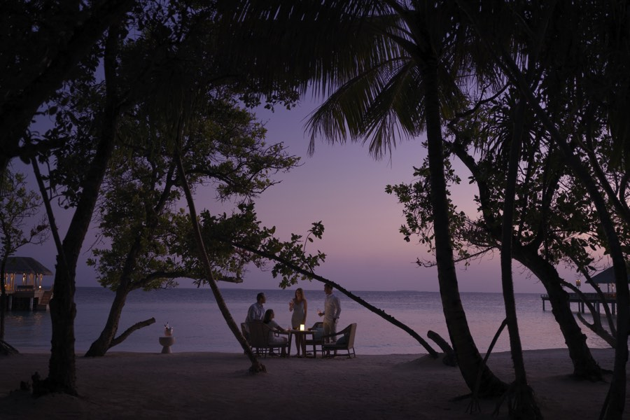 Resort Maldive Destination Dining