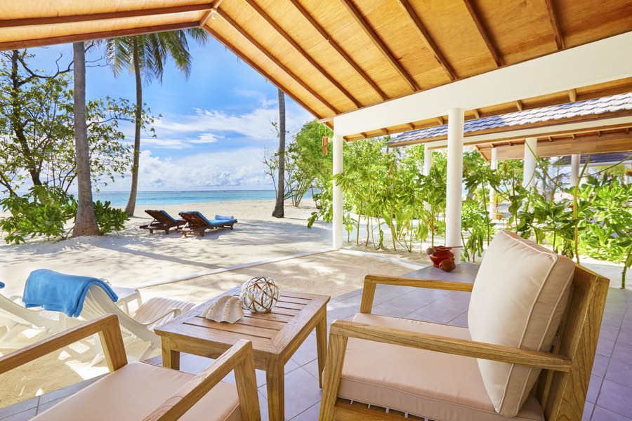 Resort Maldive Innahura Sunrise Beach Bungalow