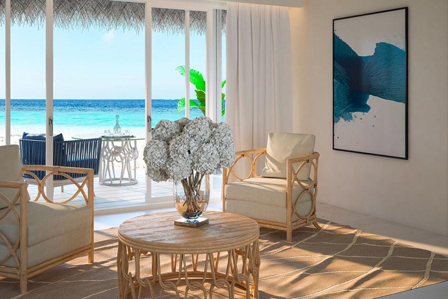 Resort Maldive Baglioni Pool Grand Beach Villa